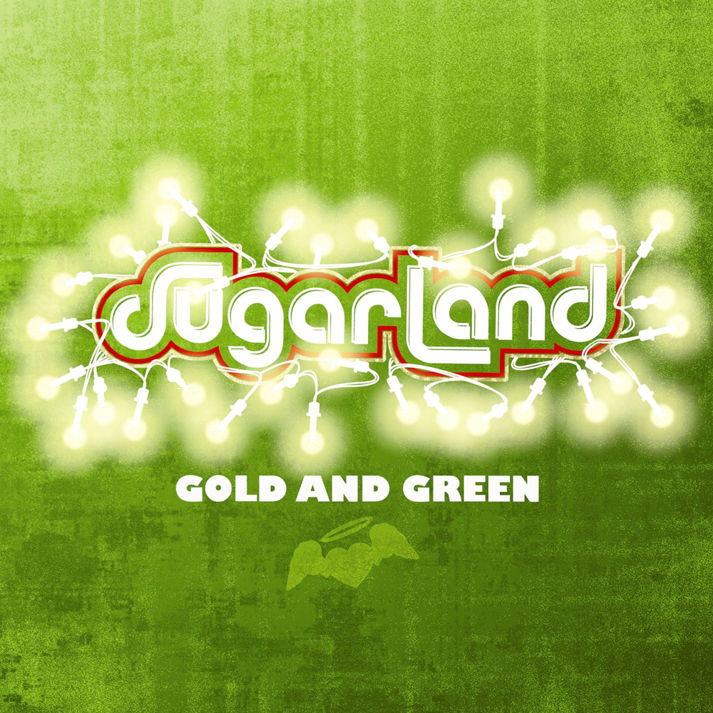 Sugarland Gold and Green