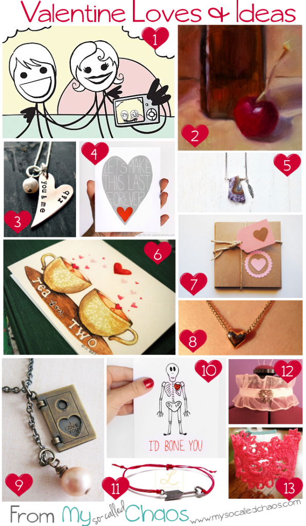 Ideas for Valentine's Day Gifts