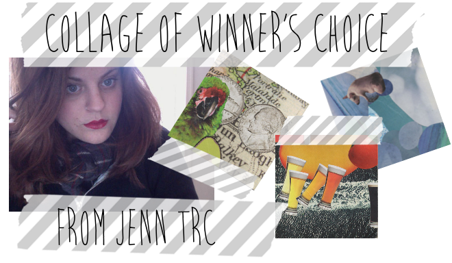 Win a Collage from Jenn TRC