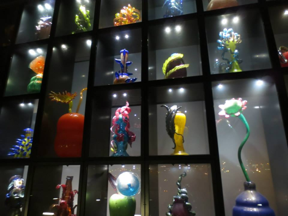 Glass Museum in Tacoma