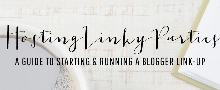 Better Your Blog | Hosting Linky Parties