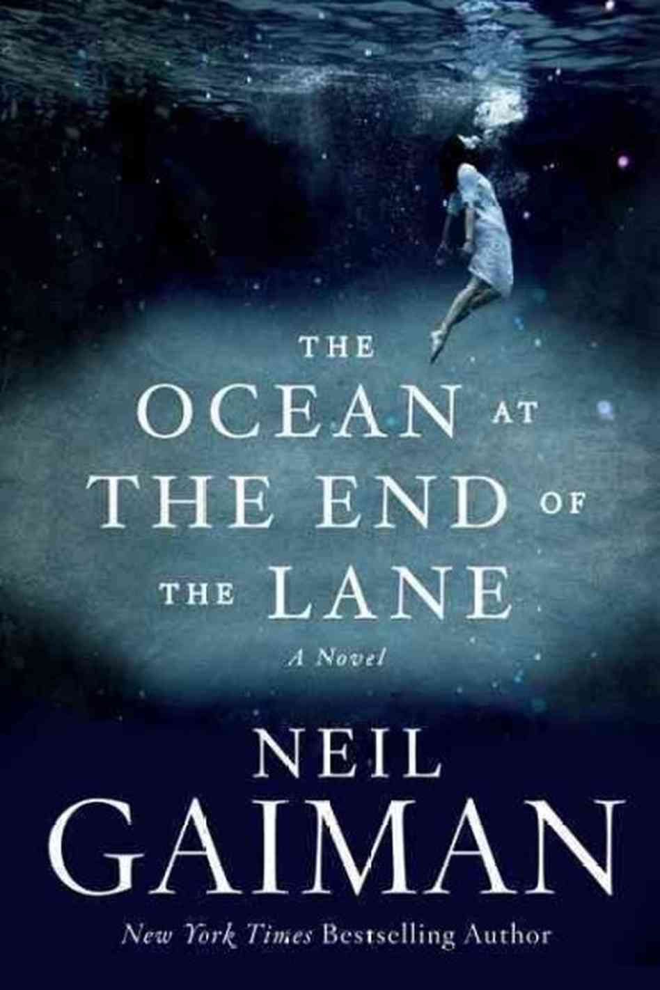 Book Review: The Ocean at the End of the Lane by Neil Gaiman
