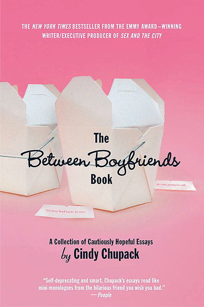 Book Review: The Between Boyfriends Book by Cindy Chupak