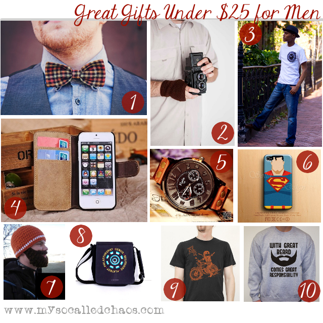 Holiday Gift Guide: Great Gifts Under $25 - My So-Called Chaos
