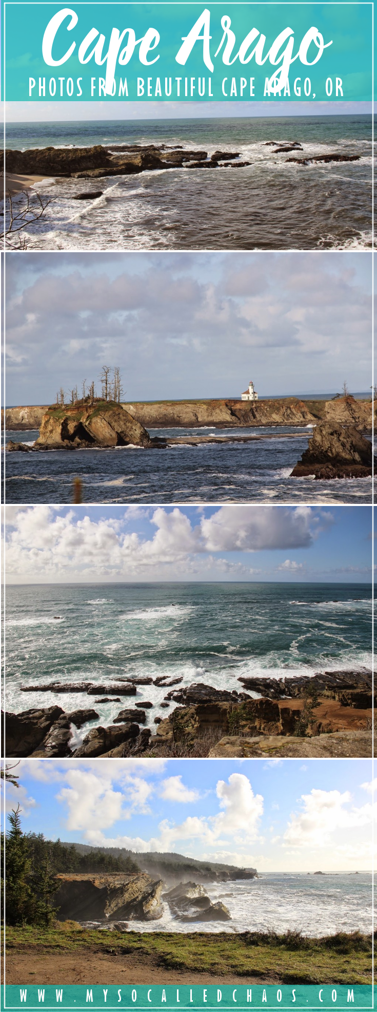Photos from beautiful Cape Arago, OR