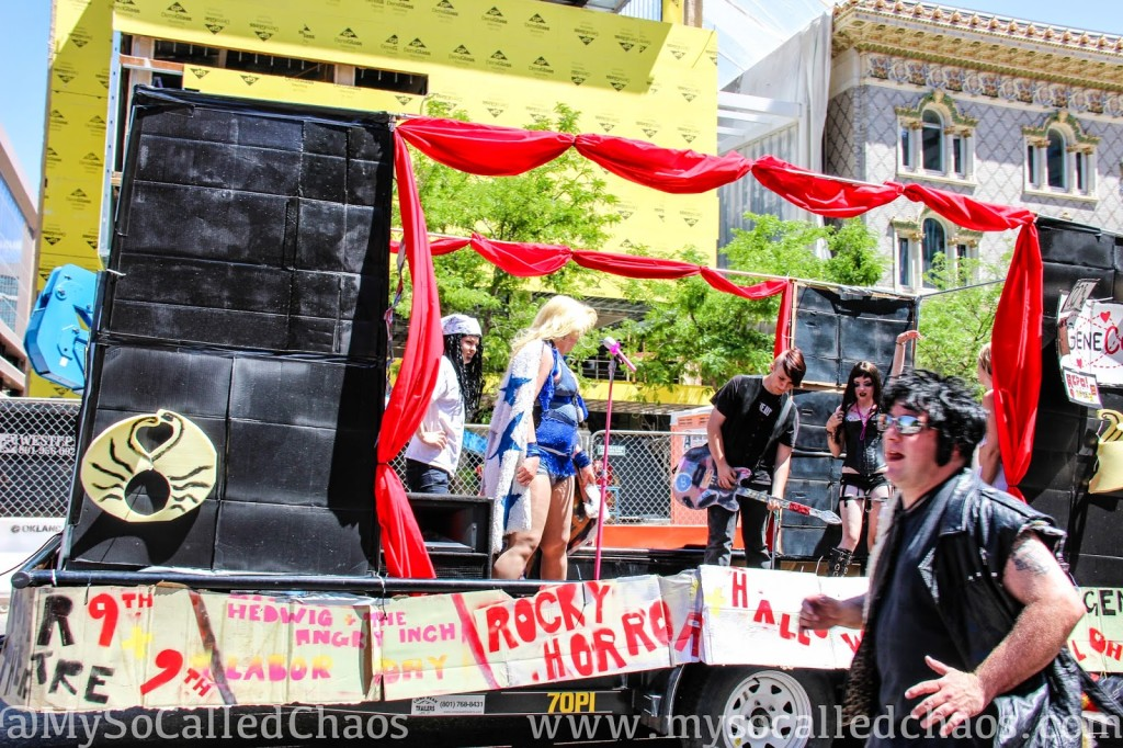 2014 Utah Pride Festival: Out of the Shadows Theater Group