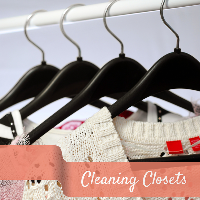 Cleaning Closets: A Personal Journey