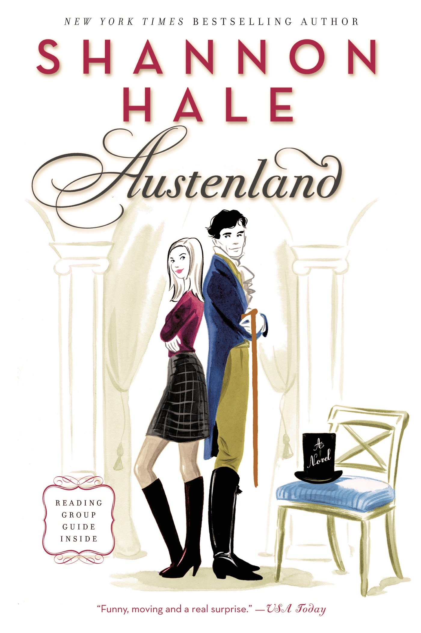 Austenland by Shannon Hale {Book AND Movie Review}