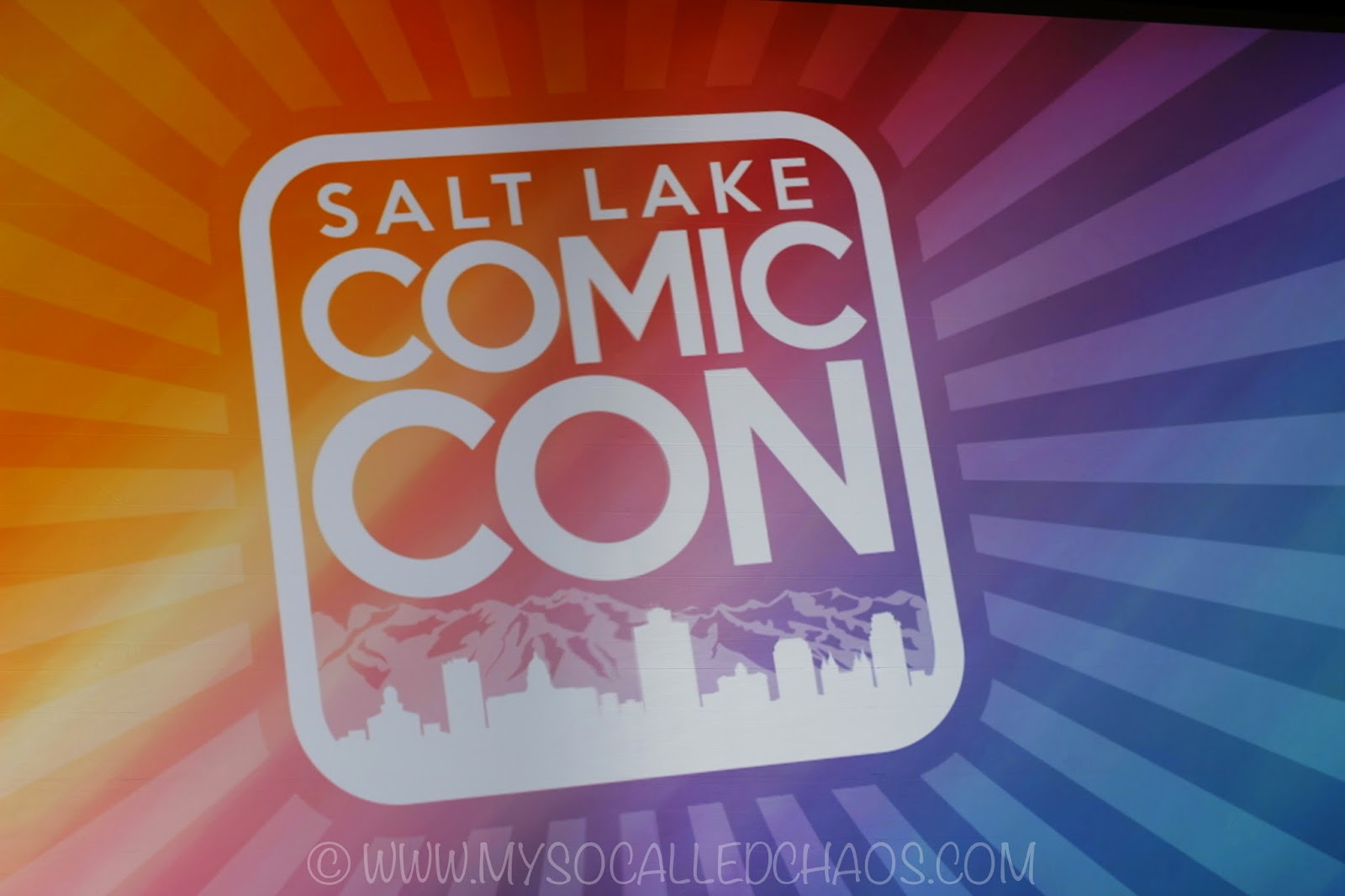 Salt Lake ComicCon Day 1 Recap