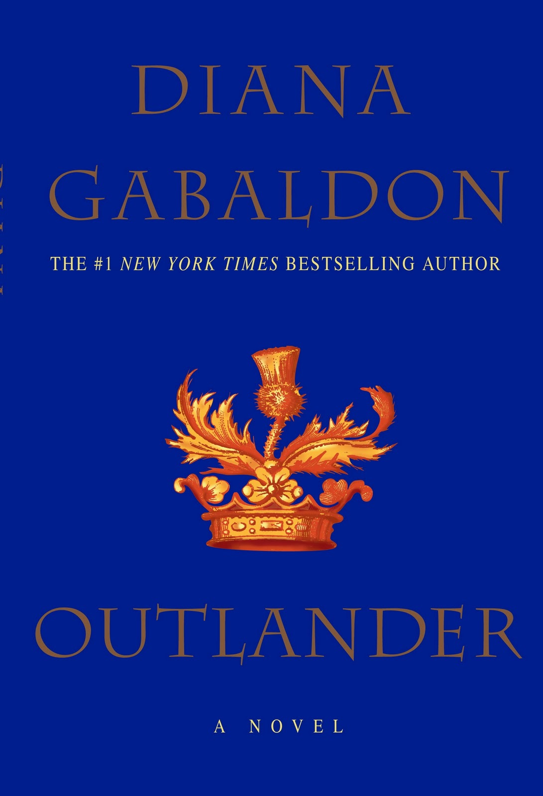 Book & TV Show Review: Outlander by Diana Gabaldon