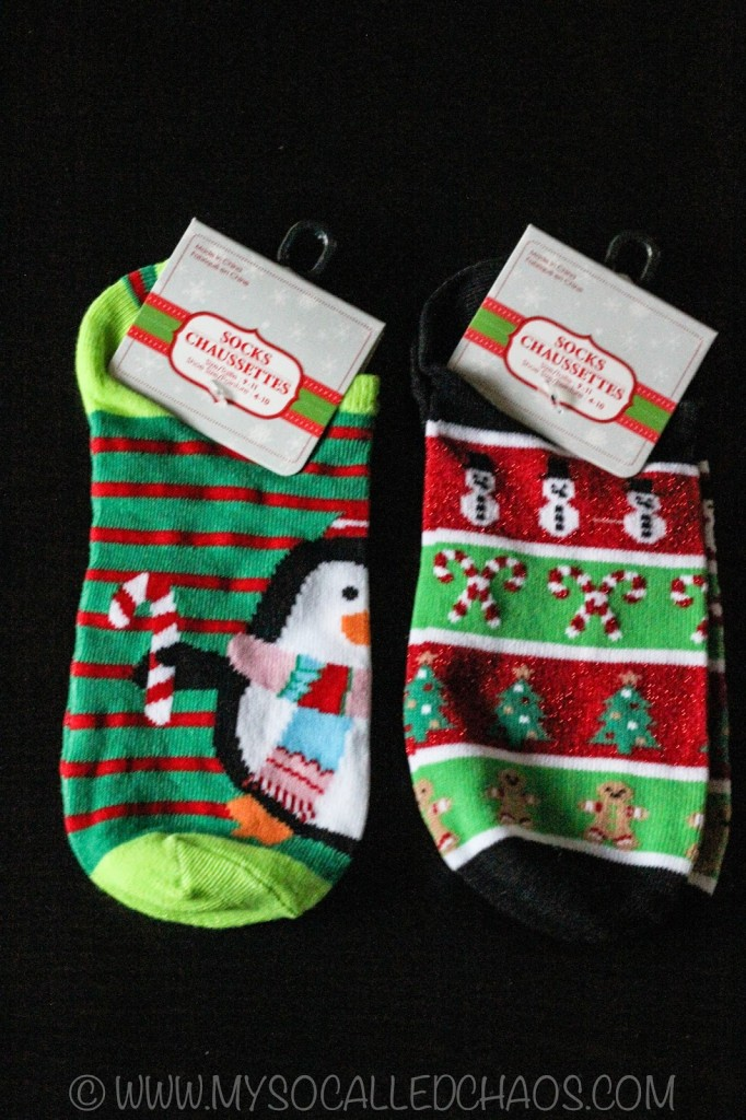 12 Days of Christmas Swap: Day 1