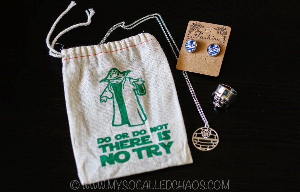 Fandom of the Month Club Subscription Box January 2015
