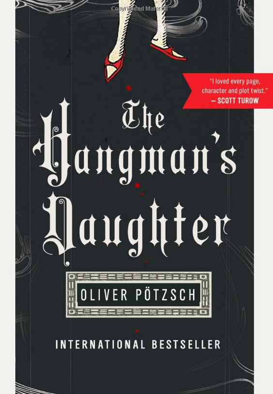 Book Review: The Hangman's Daughter by Oliver Pötzsch