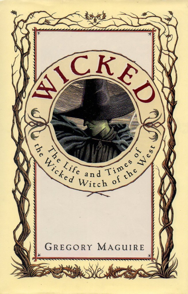 Book Review: Wicked by Gregory McGuire