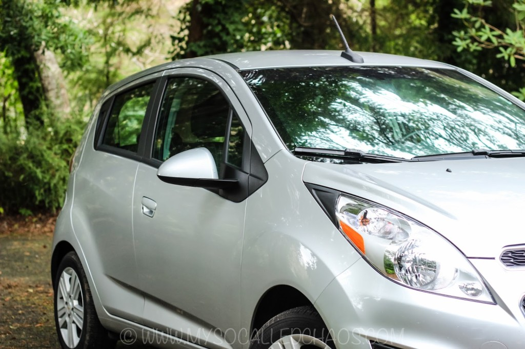 Chevy Spark Rental Car