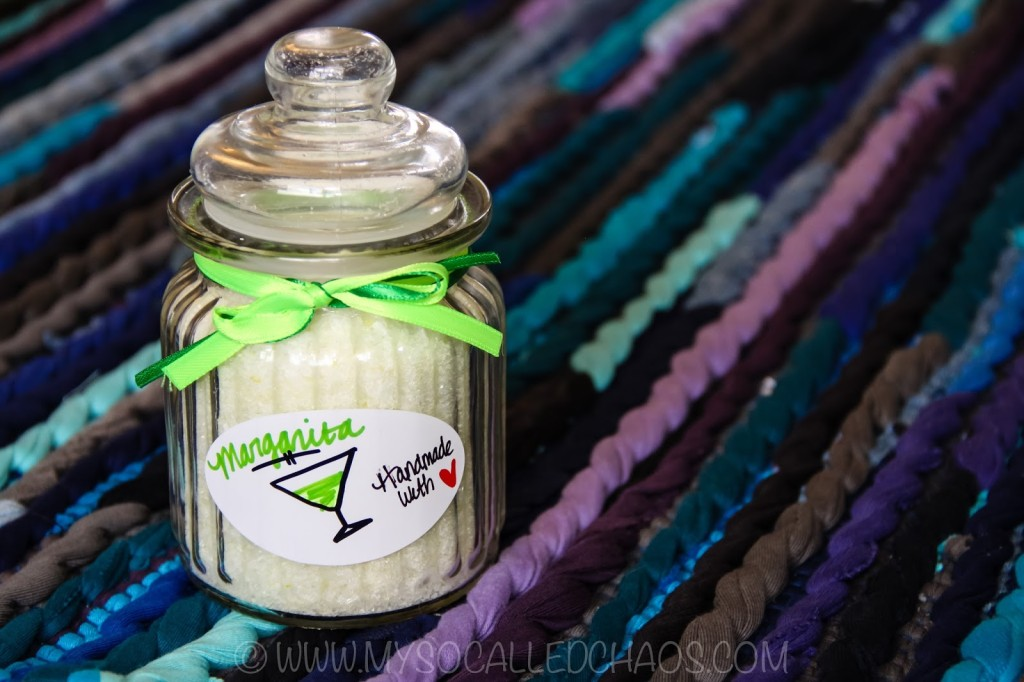 DIY: Make Your Own Bath Salts - Great For Handmade Gifts!