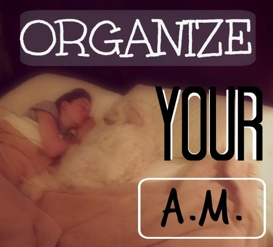 Anchor in the Stratosphere: Organized Your AM