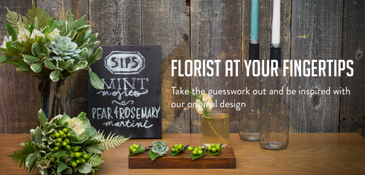 Can you DIY Your Own Wedding Flowers?  With Bloominous You Can!
