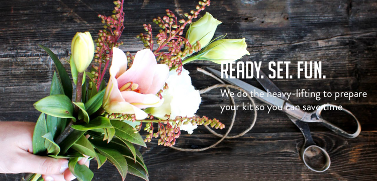 Learn more about Bloominous and how DIY Wedding Flowers can save you time & money!