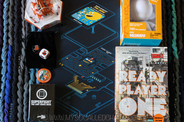 Loot Crate Play Box Review