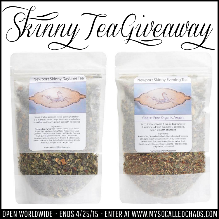 Saturday Spotlight: Meet Emilie & Enter to Win Newport Skinny Tea