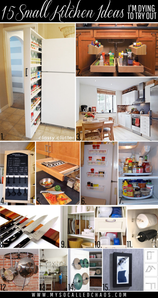 15 DIY Kitchen Projects I'm Dying to Try In My New Home