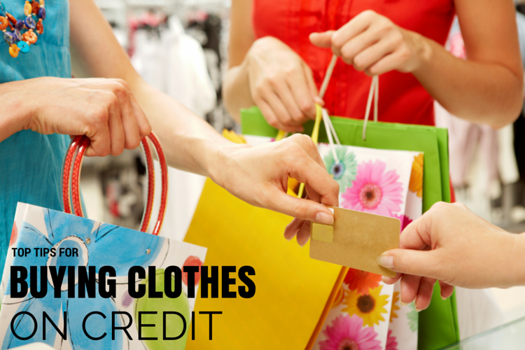Top Tips for Buying Clothes on Credit