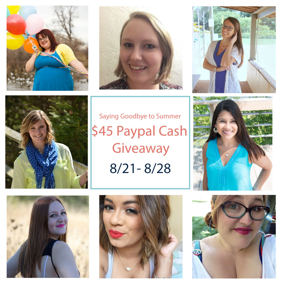 $45 Paypal Cash Giveaway