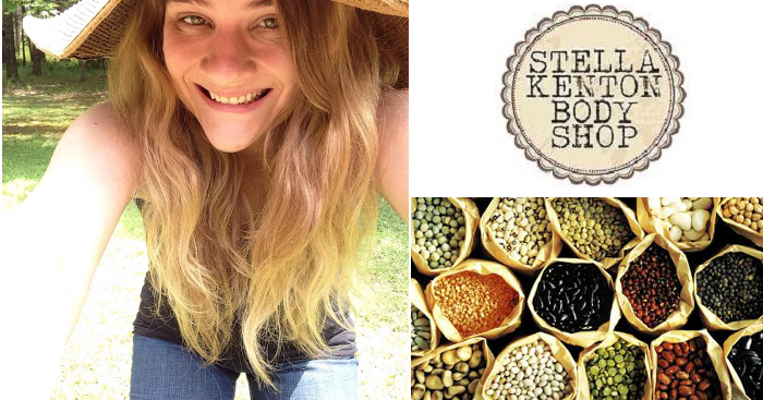 Bethany from Stella Kenton Body Shop geeks out about seeds.