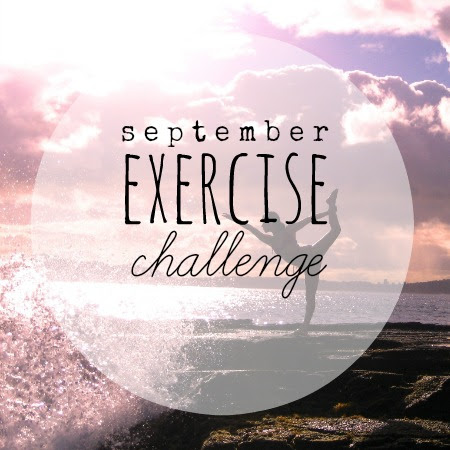 September Exercise Challenge