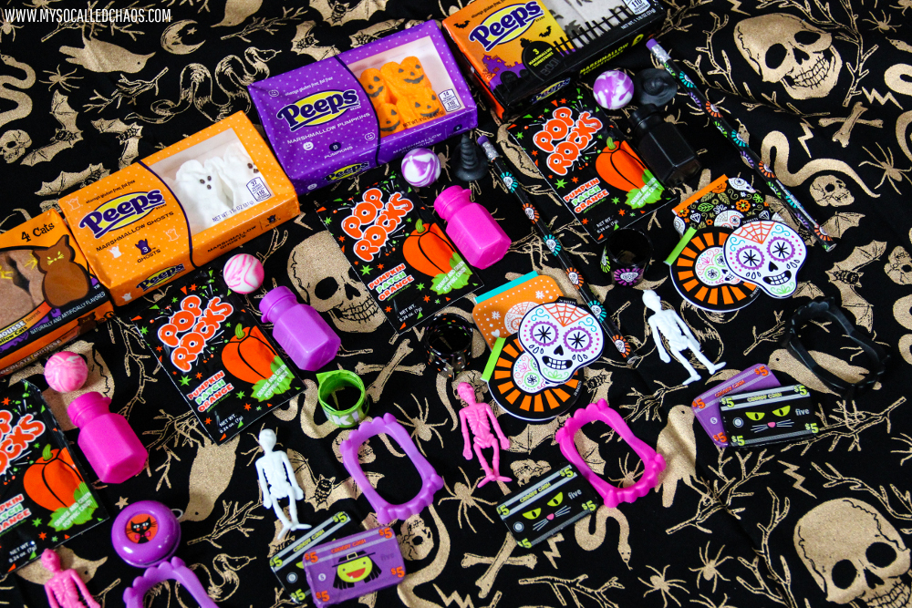 Easy DIY Halloween Goodie Bags