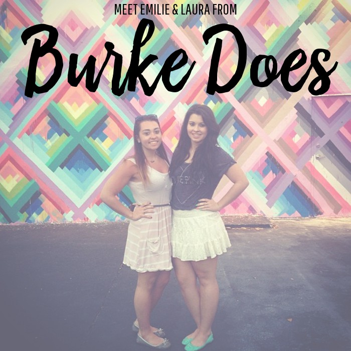 Meet Emilie & Laura from Burke Does