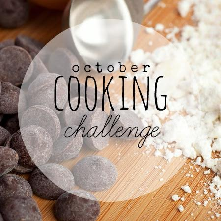 12x30 October Cooking Challenge