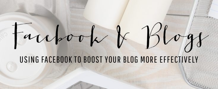 Better Your Blog | Using Facebook to Boost Your Blog More Effectively