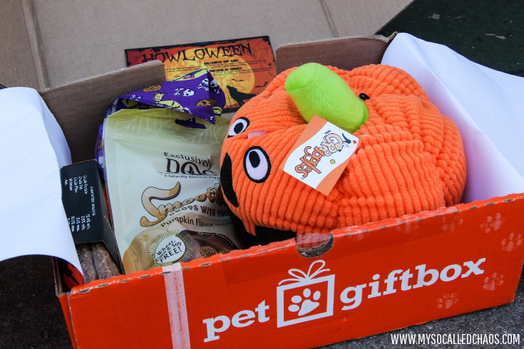 October PetGiftBox Review