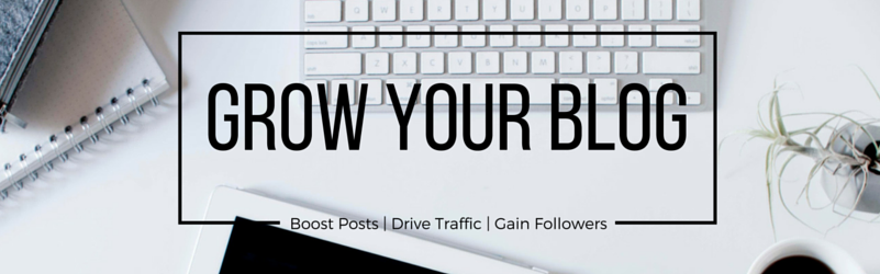 Grow Your Blog Facebook Group
