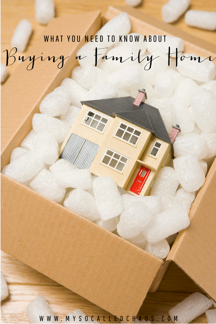 Buying a Family Home: What You Need to Know