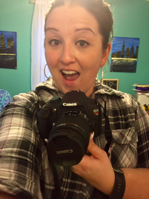 Renee of Getting Fit Fab - Winner of the Ultimate Photography Giveaway in January 2016