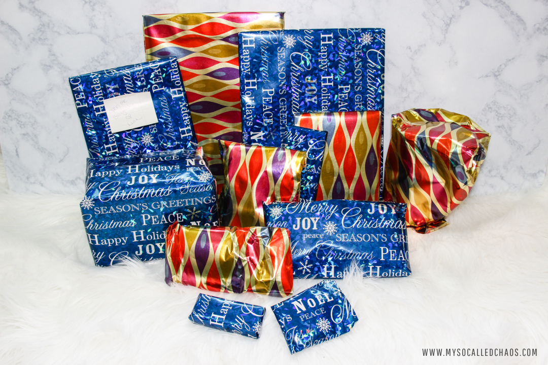 12 Days of Christmas Swap Packages