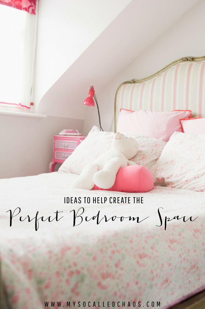 Ideas to Help Create the Perfect Bedroom Space