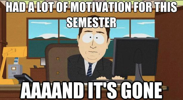 College Motivation