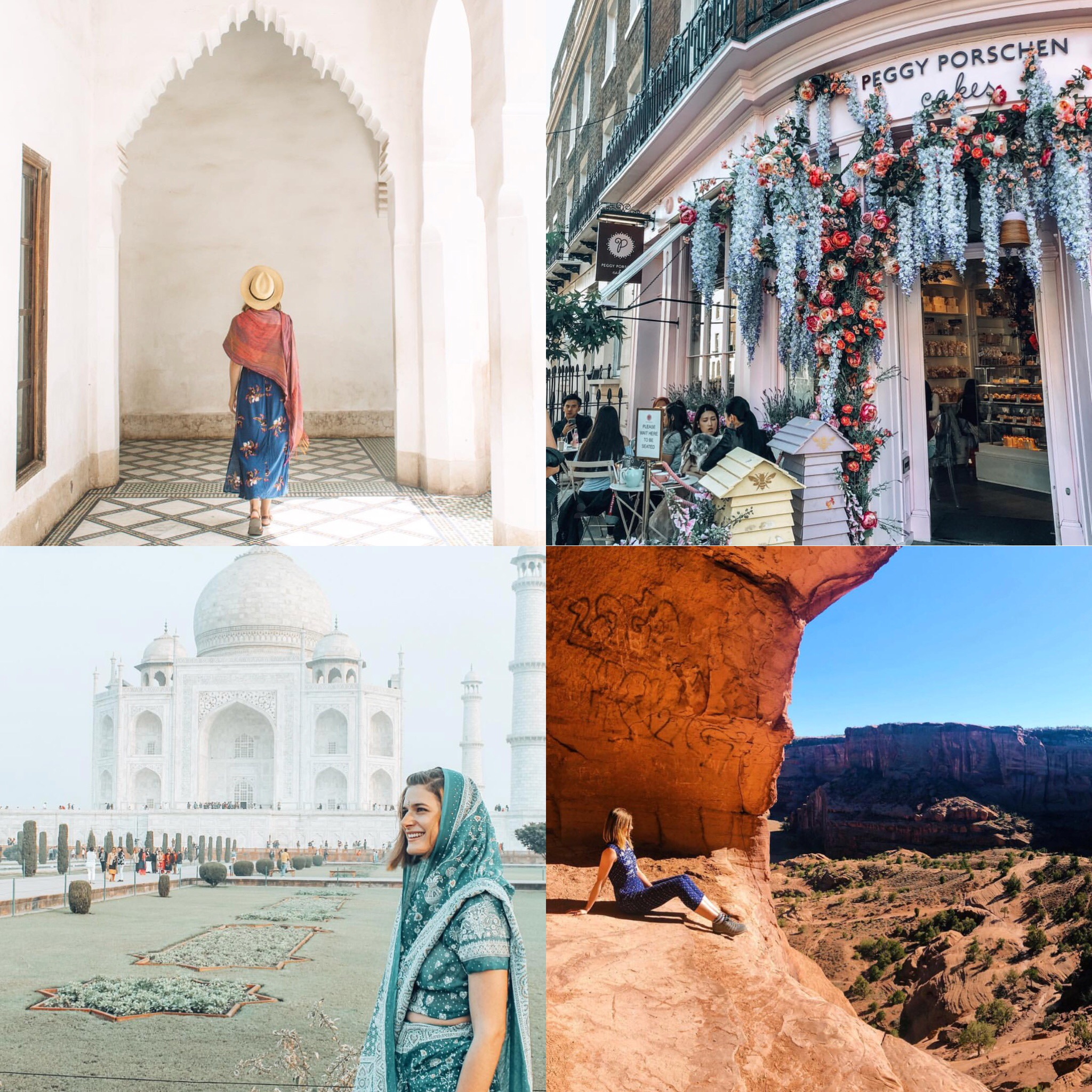 If you love to travel, you should follow @theatlasheart on Instagram. Her photos are lovely.