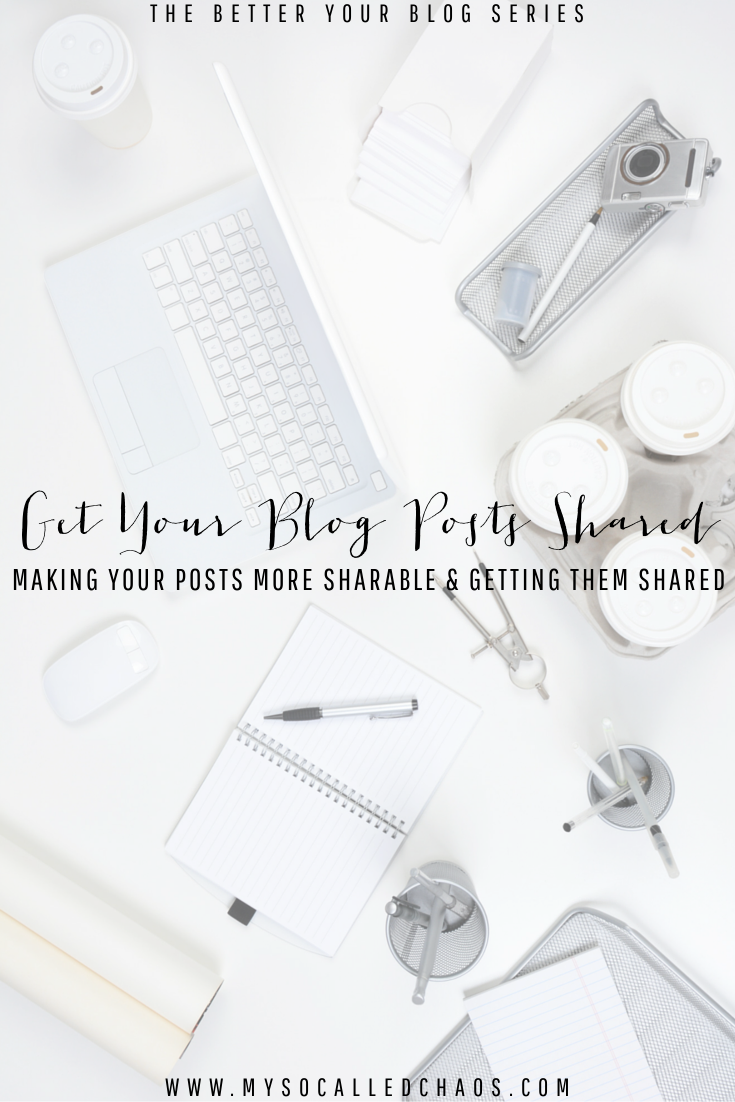 Better Your Blog | How to Get Blog Posts Shared