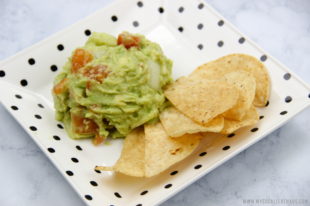 Serve Up Some Chunky Guacamole