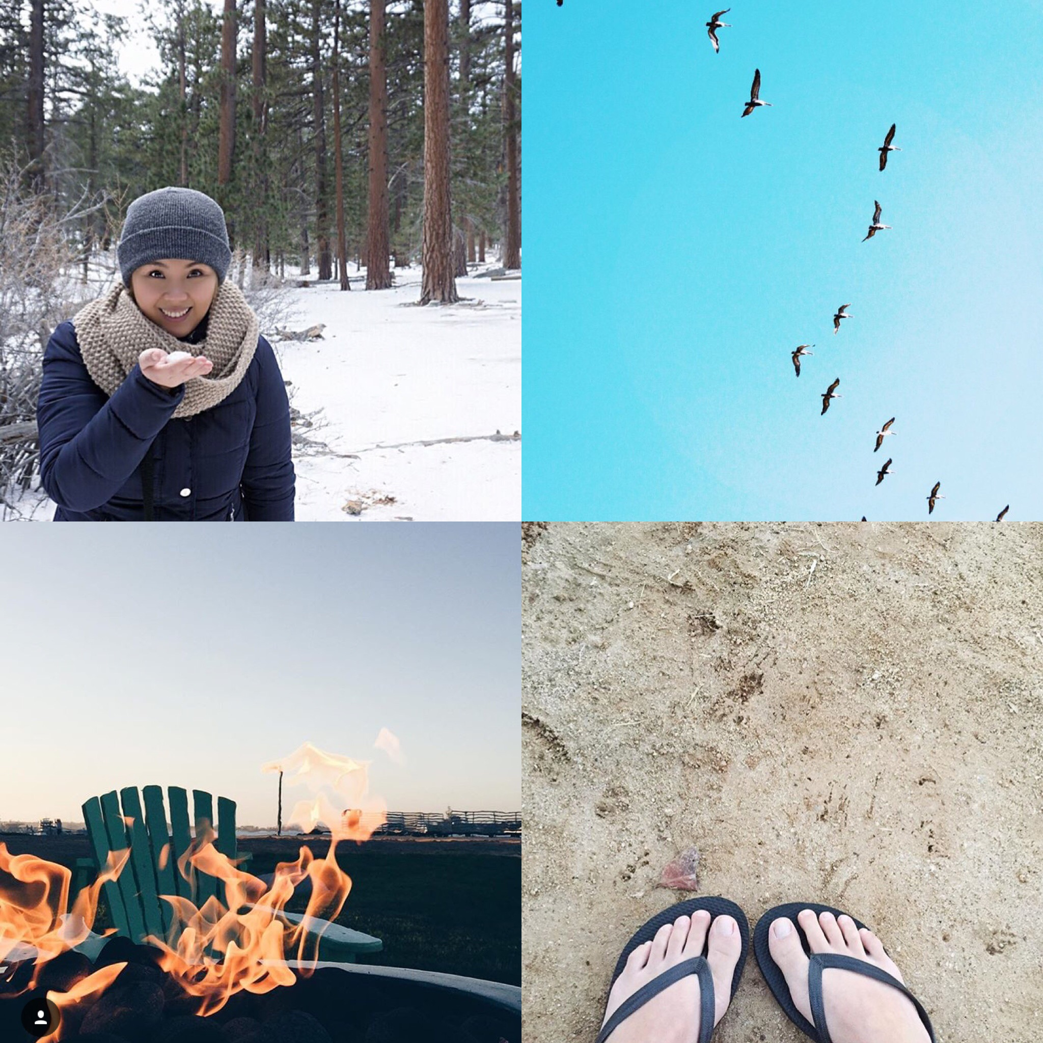 15 Instagram Travelers Who's Feeds Will Soothe Your Wanderlust | @gorjaeous