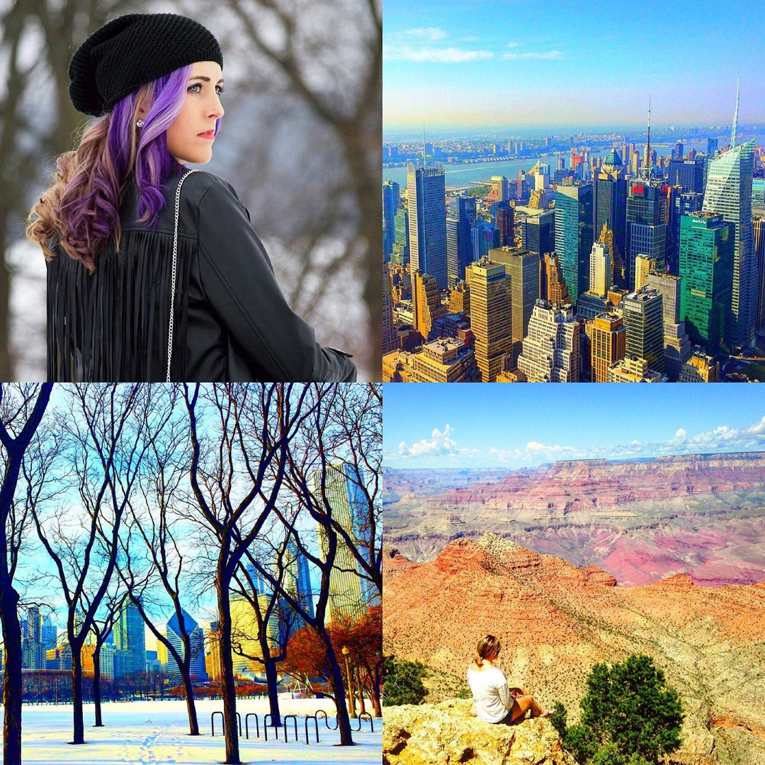 15 Instagram Travelers Who's Feeds Will Soothe Your Wanderlust | @inspirationindulgence