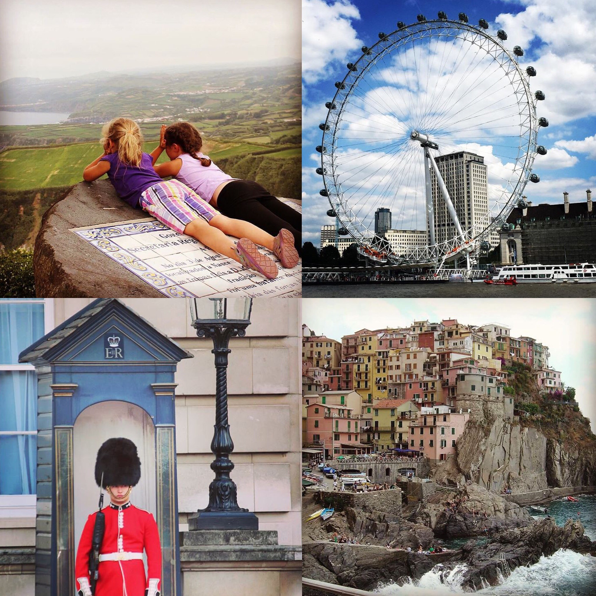 15 Instagram Travelers Who's Feeds Will Soothe Your Wanderlust | @my_traveling_kids