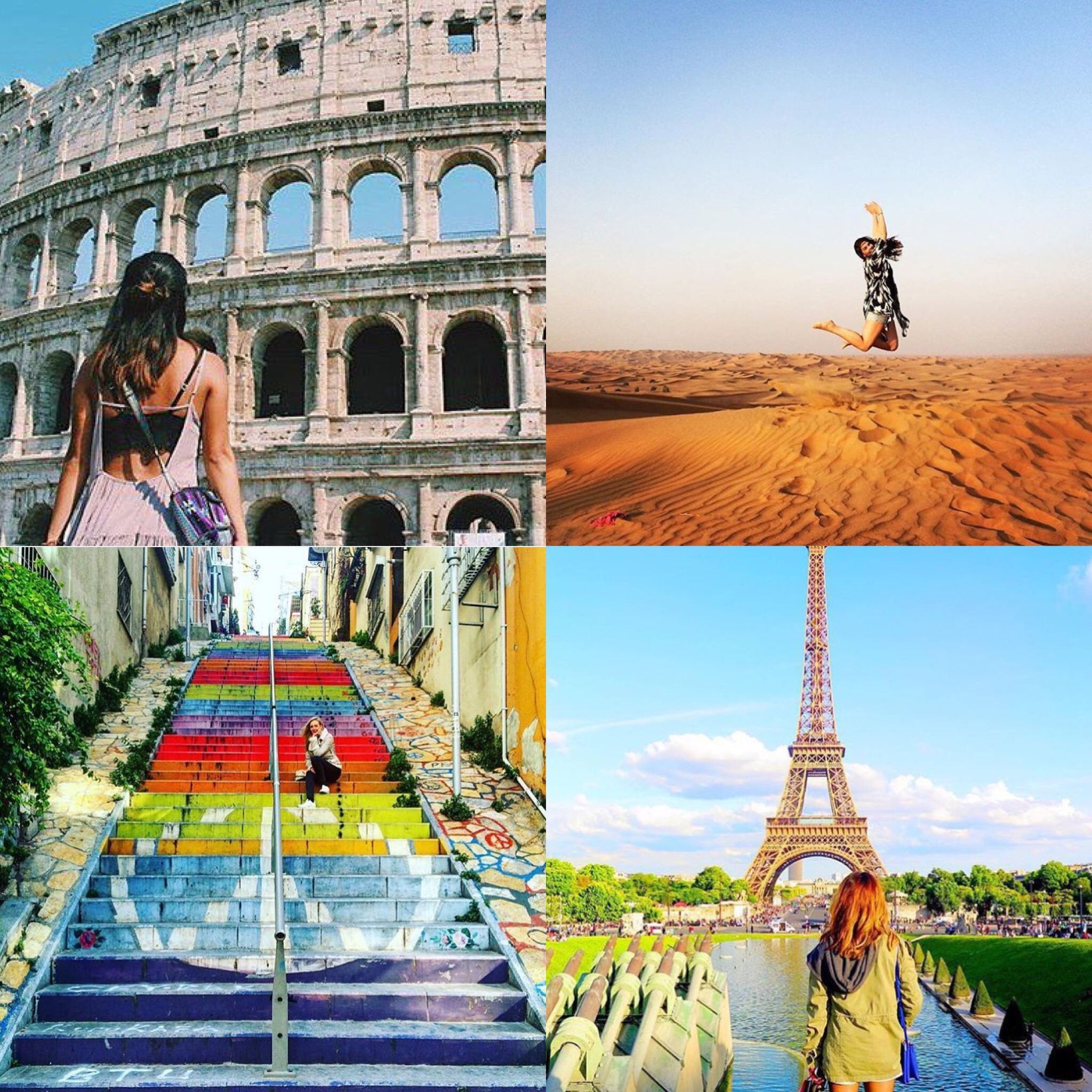 15 Instagram Travelers Who's Feeds Will Soothe Your Wanderlust | @officialcollegetourist