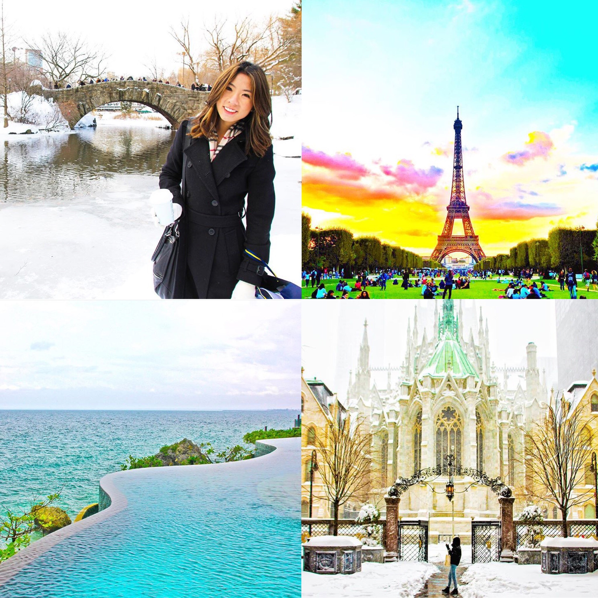 15 Instagram Travelers Who's Feeds Will Soothe Your Wanderlust | @gallivantingbean