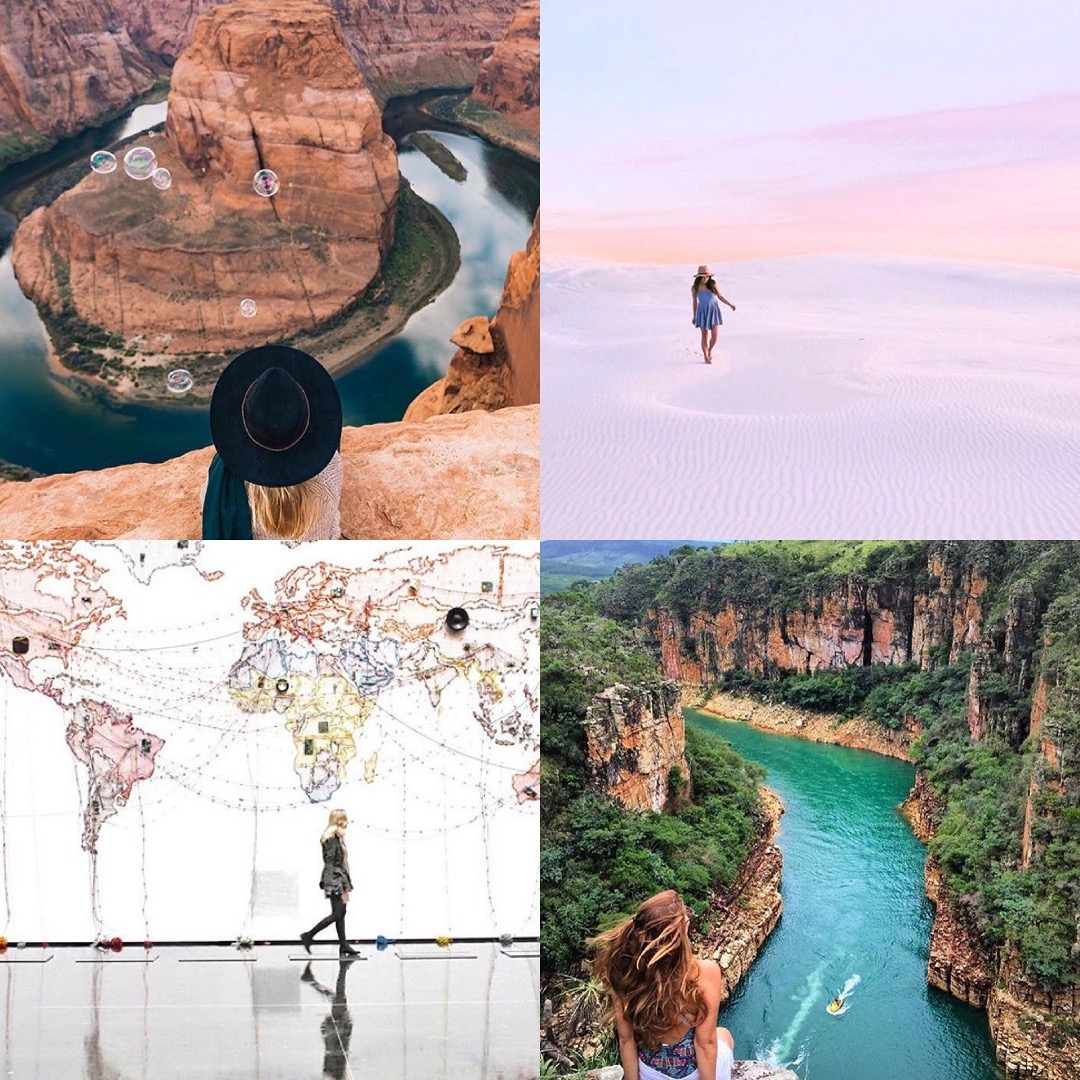 15 Instagram Travelers Who's Feeds Will Soothe Your Wanderlust | @dametraveler